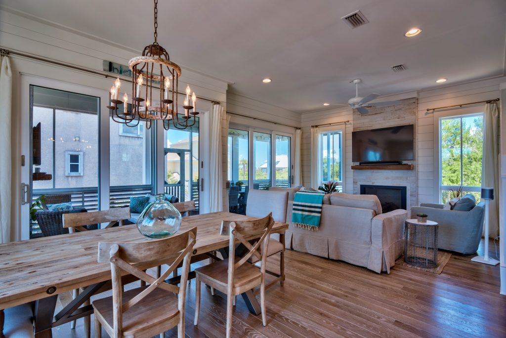 One Room Living Space chimar construction   chi-mar construction is wild about this home!
