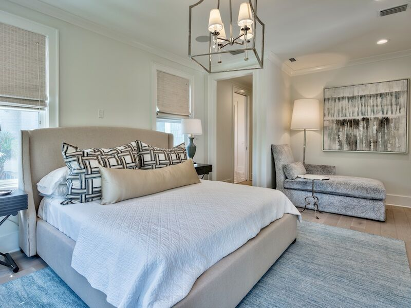 Chimar Construction | Tranquil Master Bedrooms