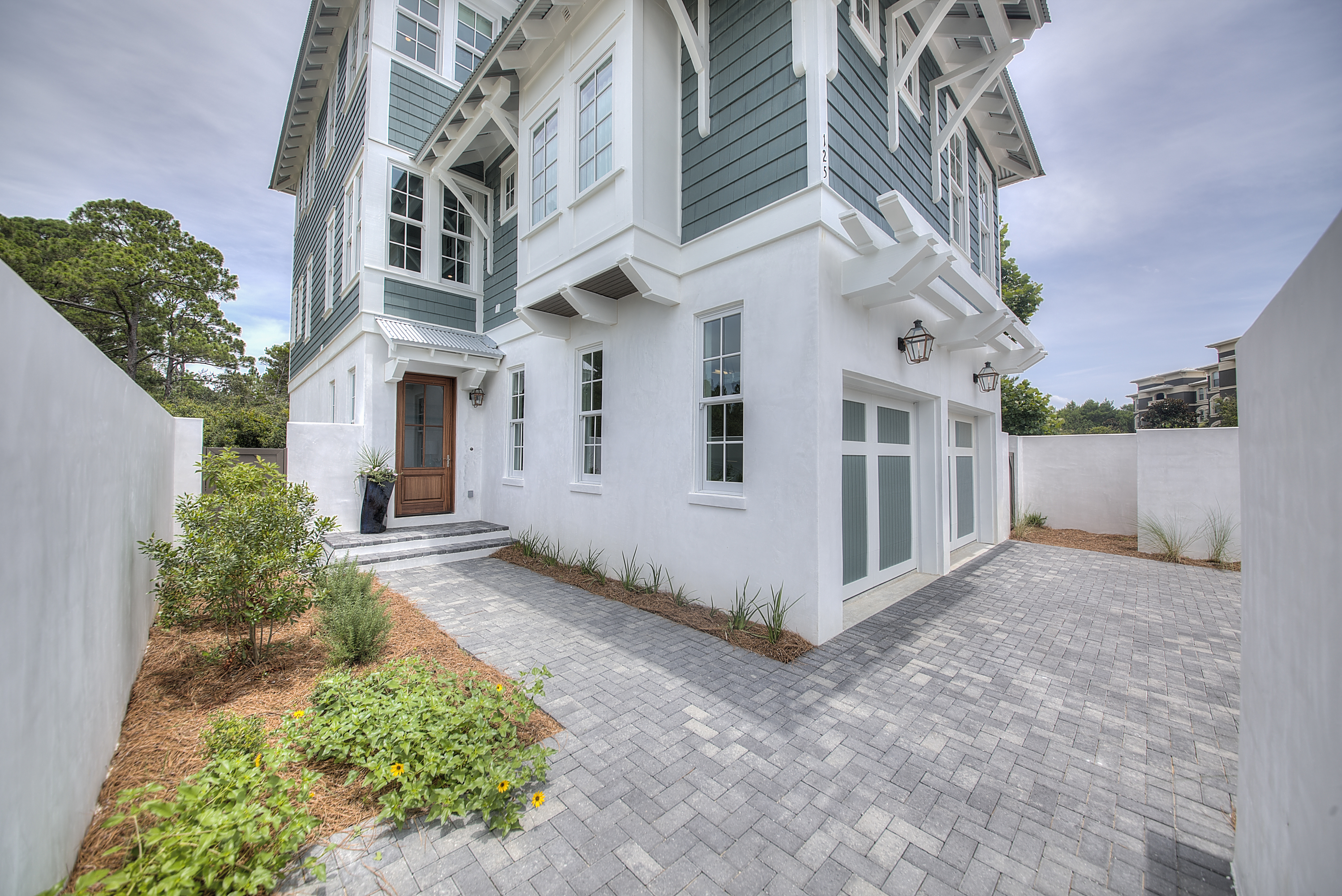 Sea Nest Is A Gated Mediterranean Influenced Community On 30a That Home To 125